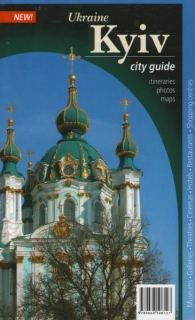 Ukraine Kyiv city guide - Seven Wonders of Kyiv (AJ průvodce Kyjev)